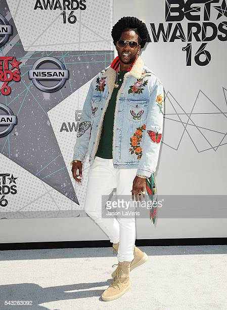 Rapper 2 Chainz attends the 2016 BET Awards at Microsoft Theater on June 26 2016 in Los Angeles California
