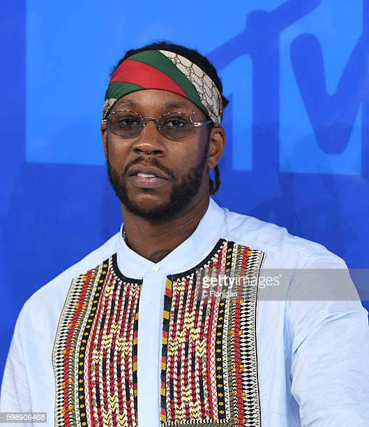 Rapper 2 Chainz attends the 2016 MTV Video Music Awards at Madison Square Garden on August 28 2016 in New York City