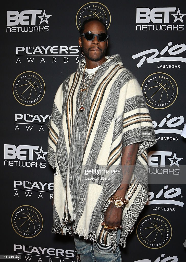 Rapper 2 Chainz attends The Players' Awards presented by BET at the Rio Hotel & Casino on July 19, 2015 in Las Vegas, Nevada.