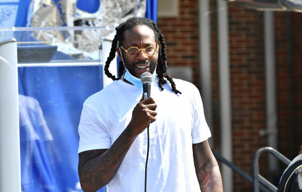GA: 2 Chainz Serves As Commencement Speaker During North Clayton High School's Drive Through Commencement