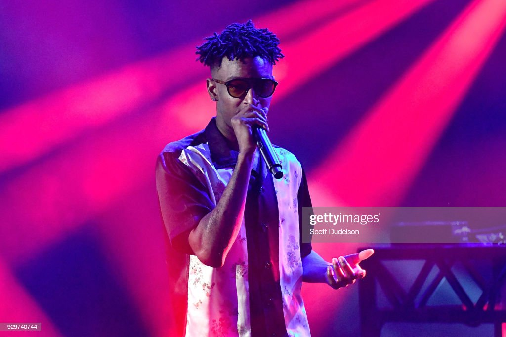 Image result for 21 savage 2018 live