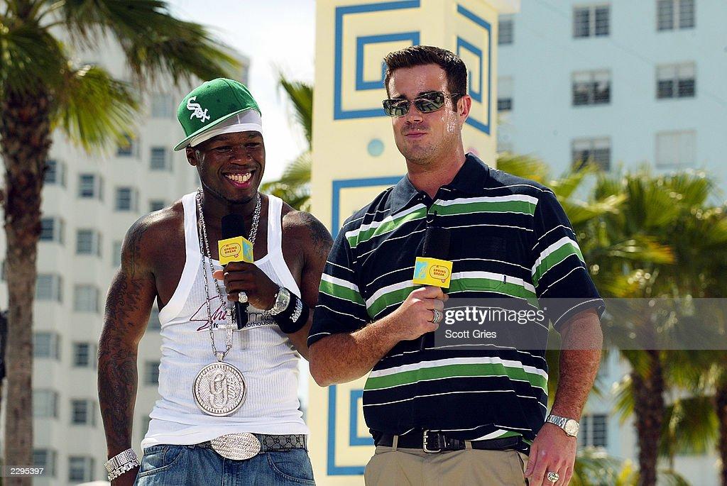 MTV Spring Break 2003 : News Photo