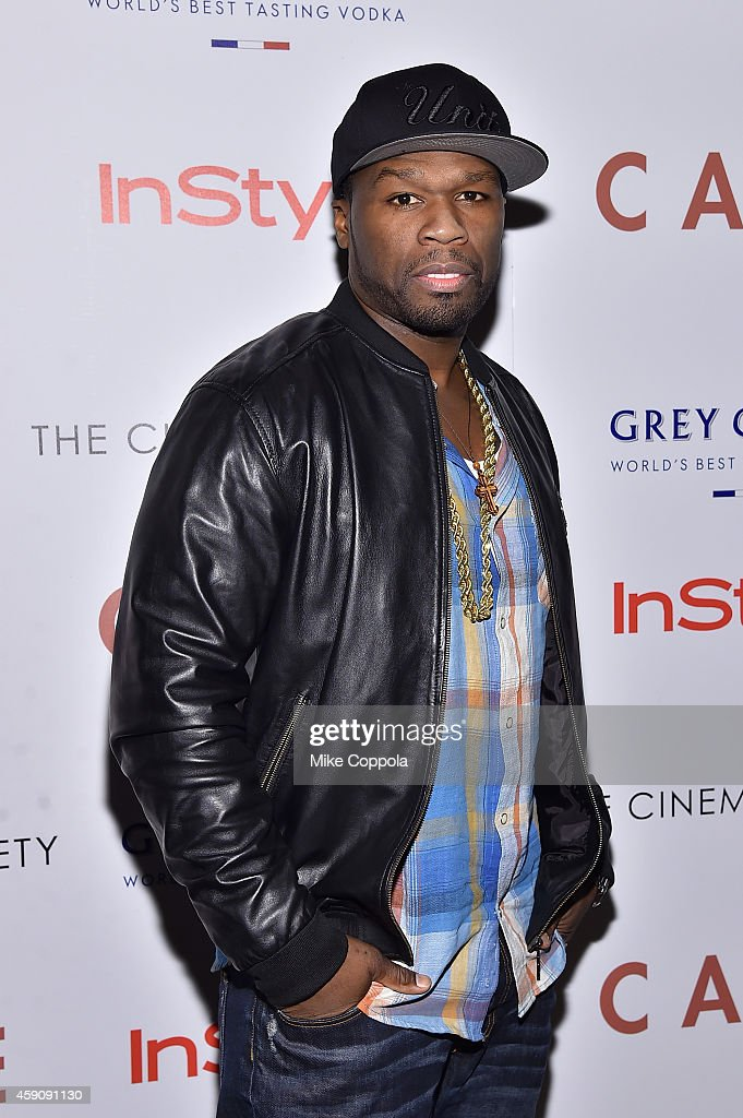 """The Cinema Society & InStyle Host A Special Screening Of """"Cake"""" - Arrivals"""
