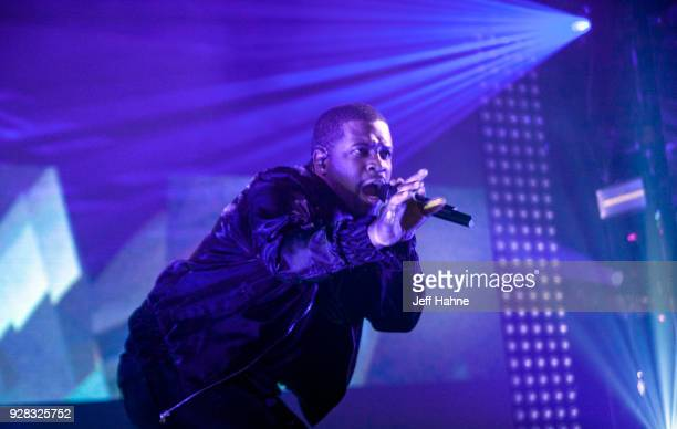 Rapper A$AP Ferg performs at The Fillmore Charlotte on March 6 2018 in Charlotte North Carolina