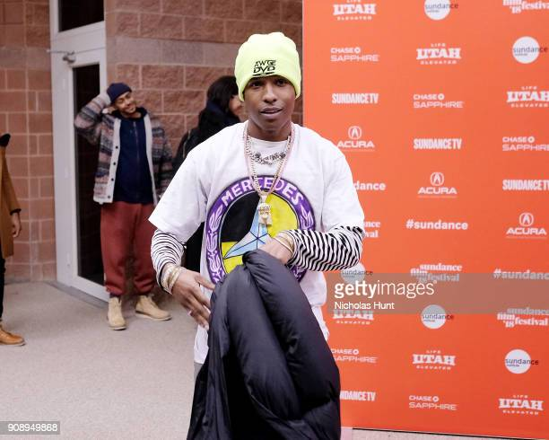 Rapper A$AP Rocky attends the 'Monster' Premiere during the 2018 Sundance Film Festival at Eccles Center Theatre on January 22 2018 in Park City Utah