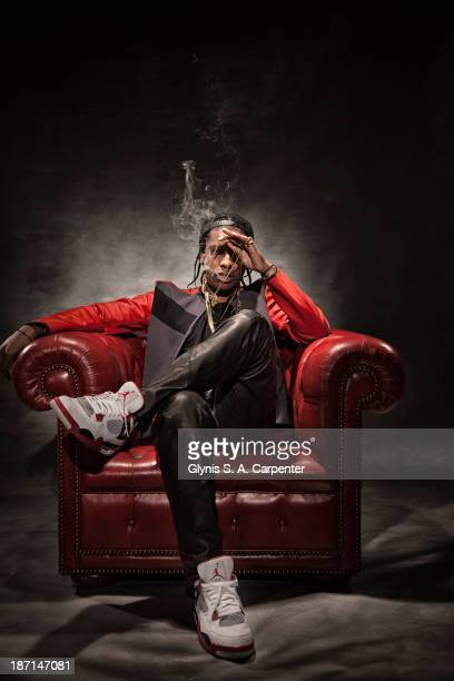 Rapper A$AP Rocky is photographed for Complex Magazine on November 5 2012 in New York City PUBLISHED IMAGE