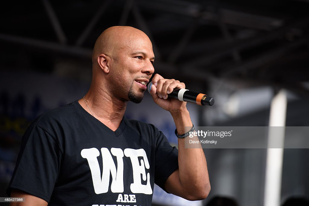 """Occupy The City"" Anti Violence Rally With Common : News Photo"