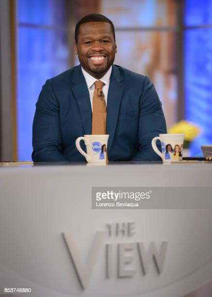 THE VIEW Rapper and actor 50 Cent is the guest today Monday 9/25/17 on ABC's 'The View' 'The View' airs MondayFriday on the ABC Television Network 50...