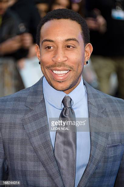 US rapper and actor Chris 'Ludacris' Bridges arrives at the world premiere of 'Fast and Furious 6' at the Empire cinema in Leicester Square in...