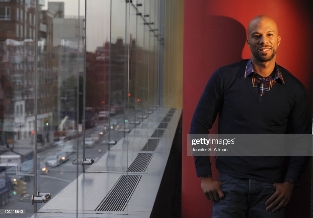Rapper and Actor Common is photographed for the Los Angeles Times.