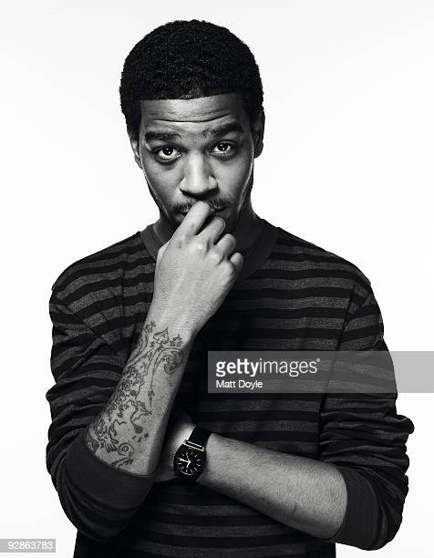 Rapper and Actor Kid Cudi is photographed for Complex Magazine