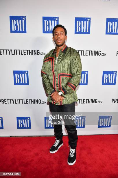Rapper and Actor Ludacris attends the 2018 BMI R&B/Hip-Hop Awards at Woodruff Arts Center on August 30, 2018 in Atlanta, Georgia.