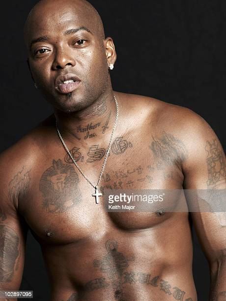 Rapper and actor Treach poses for a portrait session on June 9 New York NY