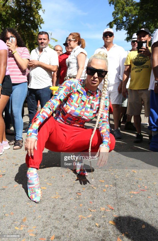 2019 Calle Ocho Festival : News Photo