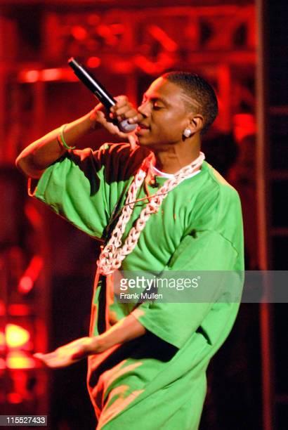Rapper Artist Soulja Boy at the BET Hip Hop Awards 2007 rehearsals at the Atlanta Civic Center on October 11 2007 in Atlanta GA