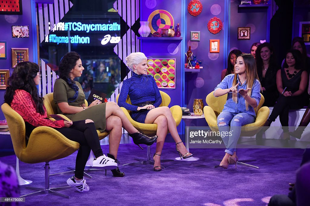 "MTV's ""Girl Code Live"" - October 5, 2015 : News Photo"