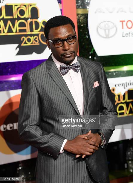 Rapper Big Daddy Kane attends the Soul Train Awards 2013 at the Orleans Arena on November 8 2013 in Las Vegas Nevada