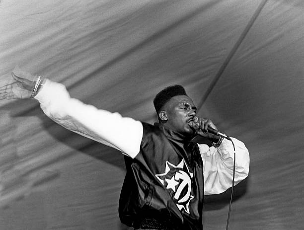Big Daddy Kane Live In Concert