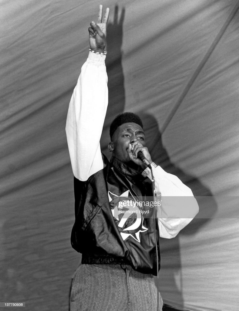 Big Daddy Kane Live In Concert : News Photo