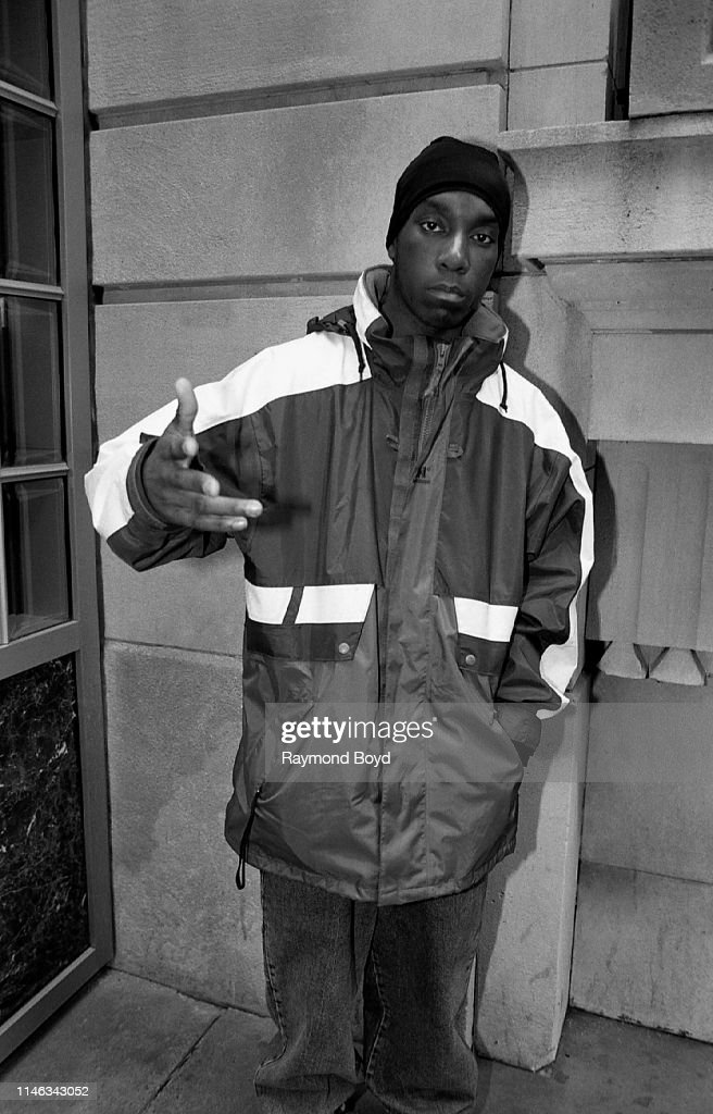 Big L In Chicago : News Photo