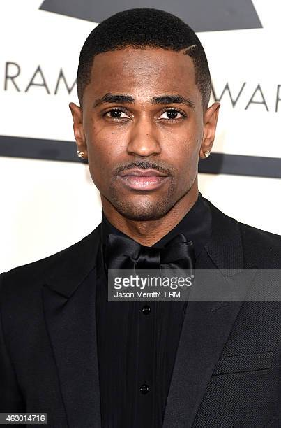 Rapper Big Sean attends The 57th Annual GRAMMY Awards at the STAPLES Center on February 8 2015 in Los Angeles California
