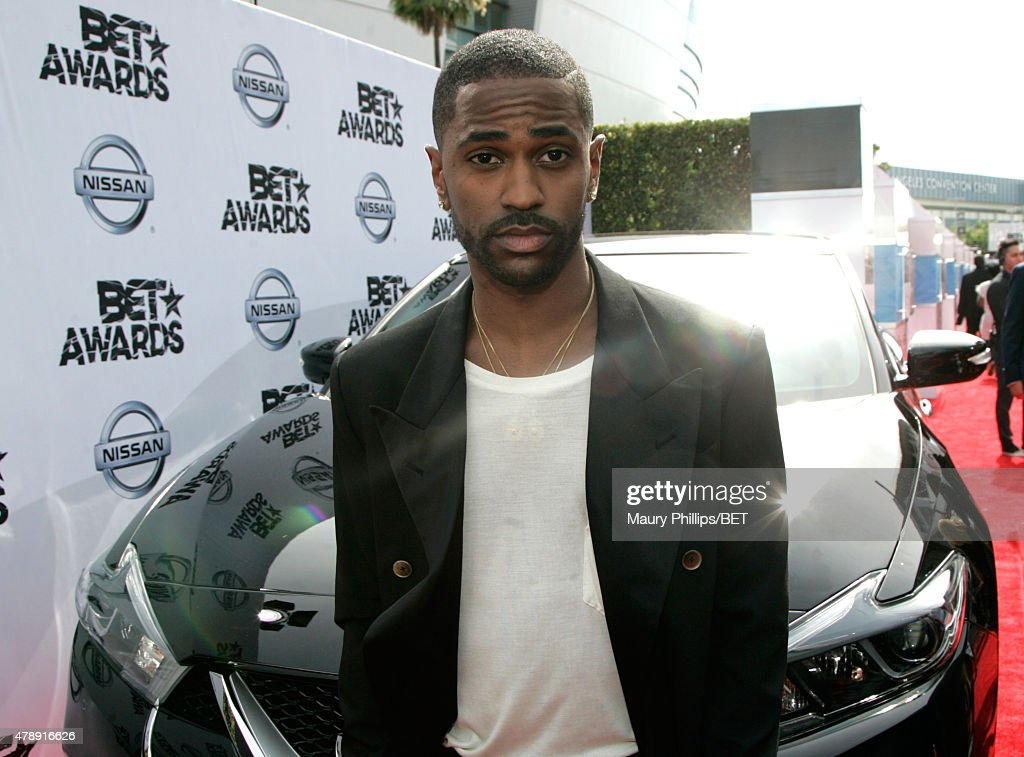 Rapper Big Sean attends the Nissan red carpet during the 2015 BET Awards at the Microsoft Theater on June 28, 2015 in Los Angeles, California.