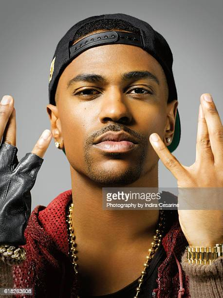 Rapper Big Sean is photographed for The Untitled Magazine on January 17 2013 in New York City PUBLISHED IMAGE CREDIT MUST READ Indira Cesarine/The...