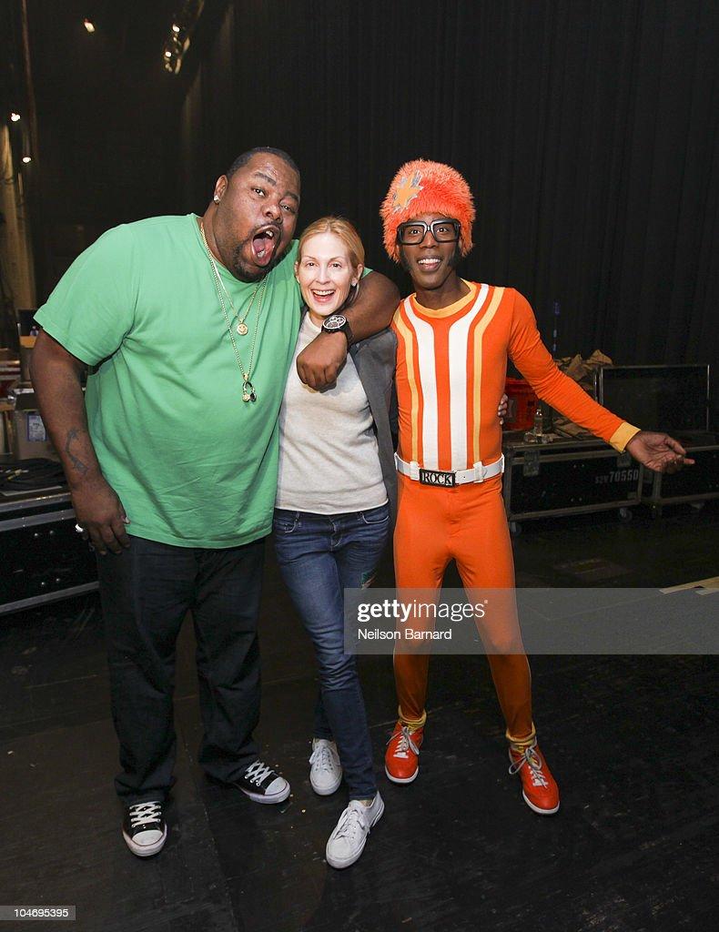Yo Gabba Gabba! Live at Radio City Music Hall - Backstage