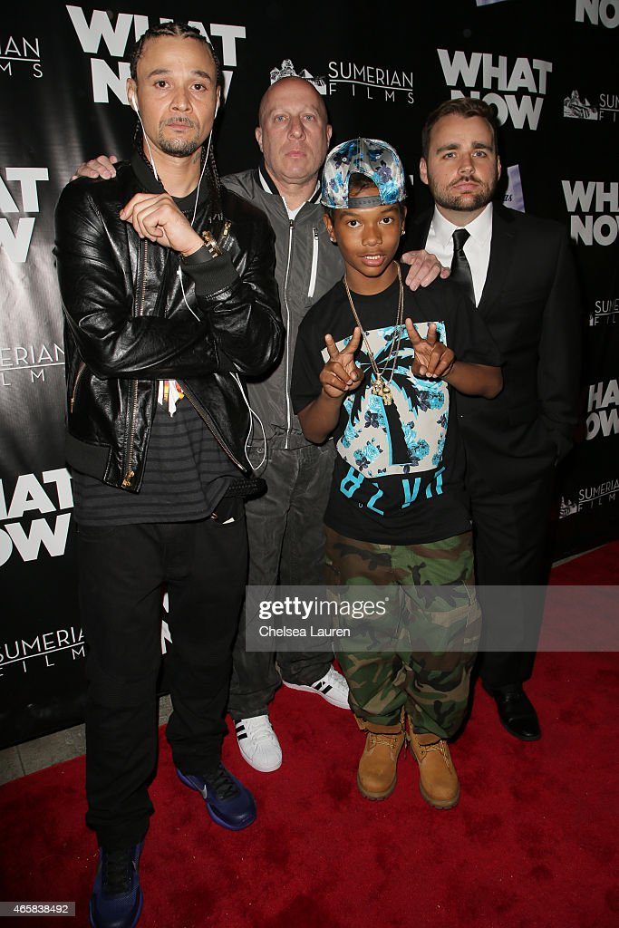 """Premiere Of """"What Now"""" : News Photo"""