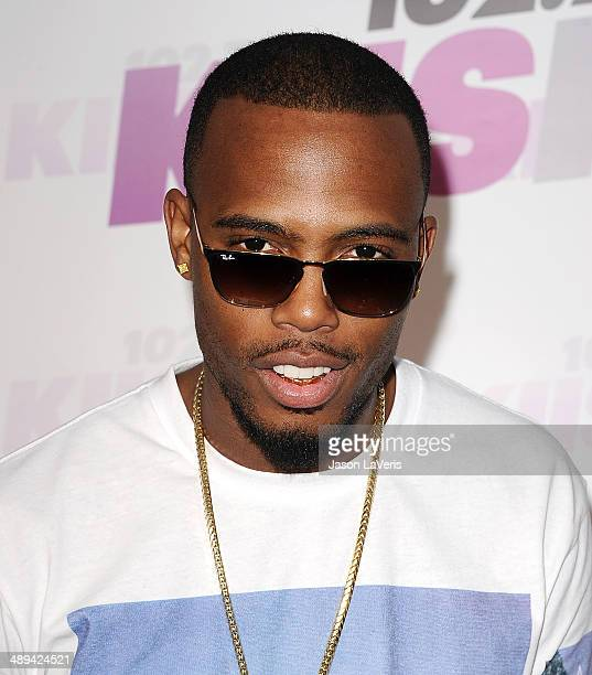 Rapper BoB attends 1027 KIIS FM's 2014 Wango Tango at StubHub Center on May 10 2014 in Los Angeles California