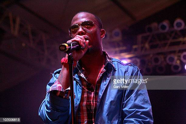 Rapper Bobby Ray Simmons performs with BOB during day 2 of the Bonnaroo Music and Arts Festival at the Bonnaroo Festival Grounds on June 11 2010 in...