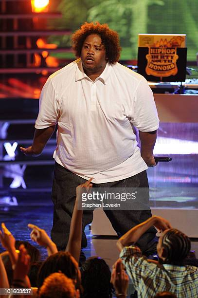 Rapper Bone Crusher performs onstage at the 2010 Vh1 Hip Hop Honors at Hammerstein Ballroom on June 3 2010 in New York City