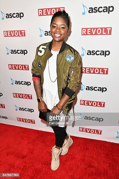 Rapper BreZ attends the 2016 ASCAP Rhythm Soul Awards at the Beverly Wilshire Four Seasons Hotel on June 23 2016 in Beverly Hills California