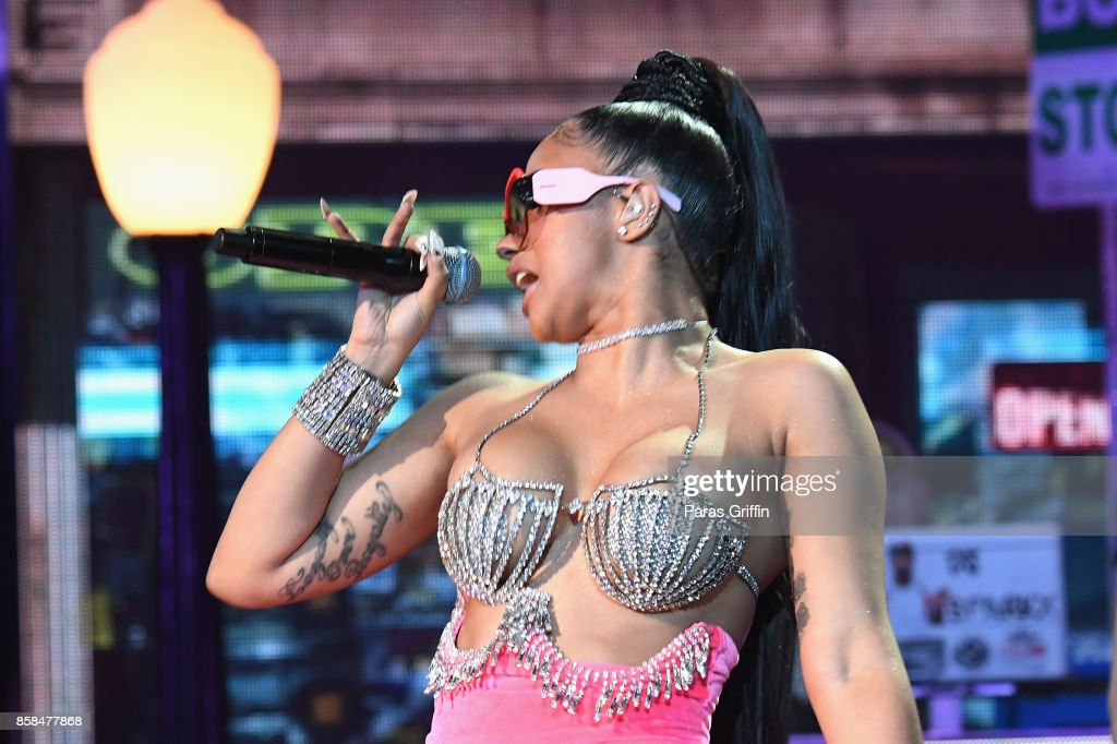 BET Hip Hop Awards 2017 - Show : News Photo