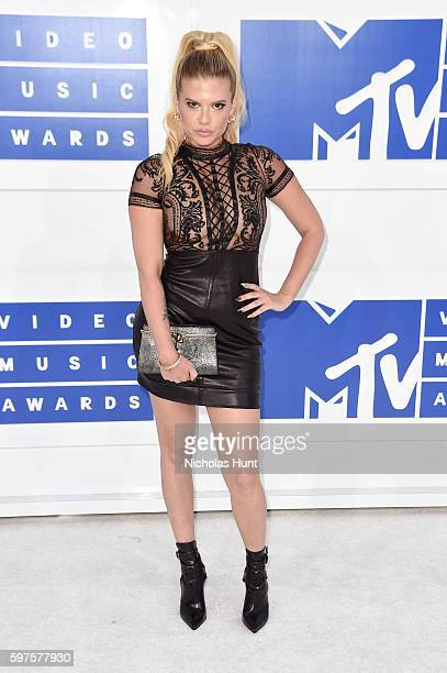 Rapper Chanel West Coast attends the 2016 MTV Video Music Awards at Madison Square Garden on August 28 2016 in New York City