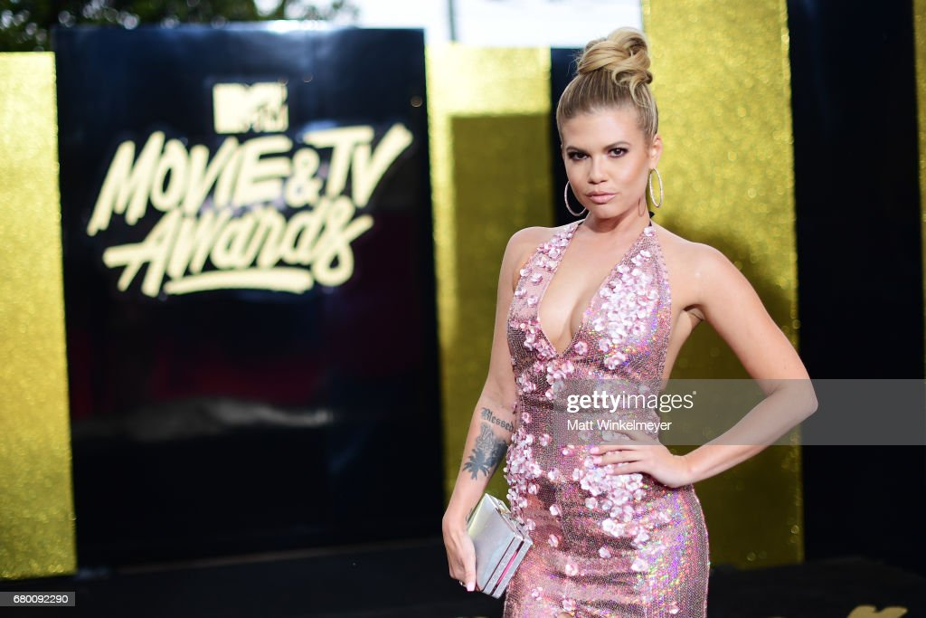 Rapper Chanel West Coast attends the 2017 MTV Movie And TV Awards at The Shrine Auditorium on May 7, 2017 in Los Angeles, California.