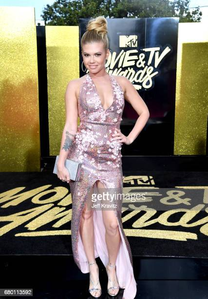 Rapper Chanel West Coast attends the 2017 MTV Movie And TV Awards at The Shrine Auditorium on May 7 2017 in Los Angeles California