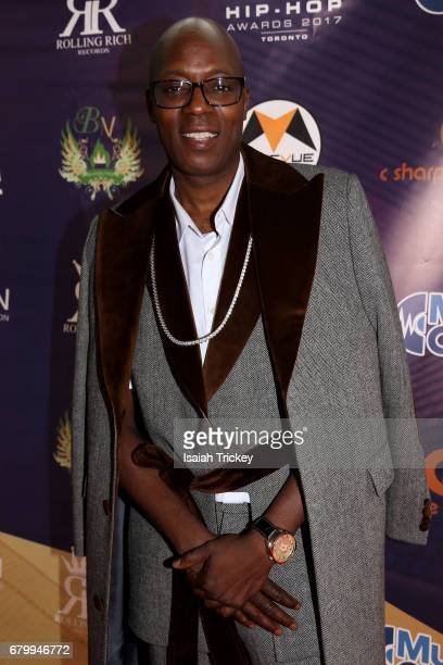 Rapper Choclair attends the 2017 Cut Hip Hop Awards at Queen Elizabeth Theatre on May 6 2017 in Toronto Canada