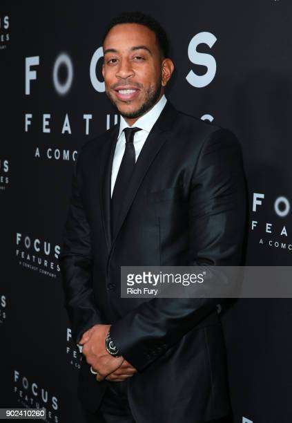 Rapper Chris 'Ludacris' Bridges attends Focus Features Golden Globe Awards After Party on January 7 2018 in Beverly Hills California