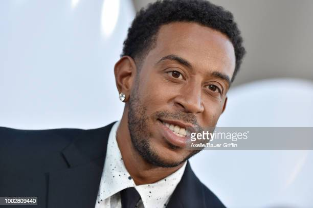 Rapper Chris 'Ludacris' Bridges attends the premiere of Columbia Picture's 'The Equalizer 2' at TCL Chinese Theatre on July 17 2018 in Hollywood...