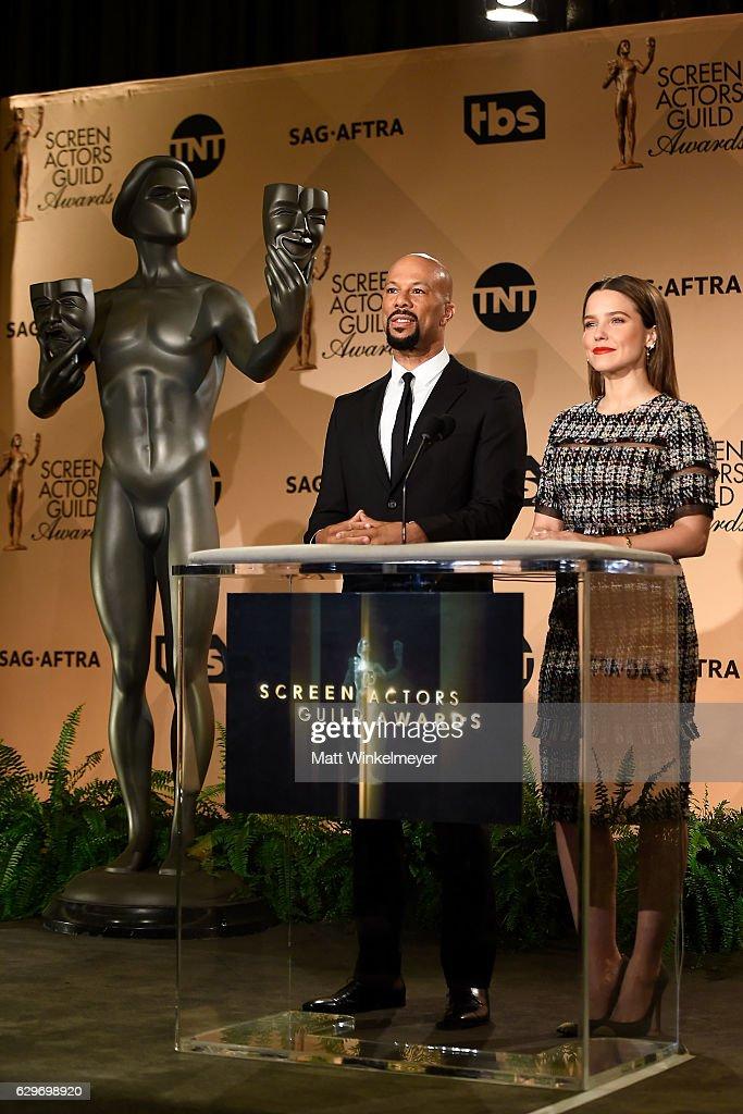 SAG Awards Online Holiday Auction Benefits the SAG-AFTRA Foundation : Photo d'actualité