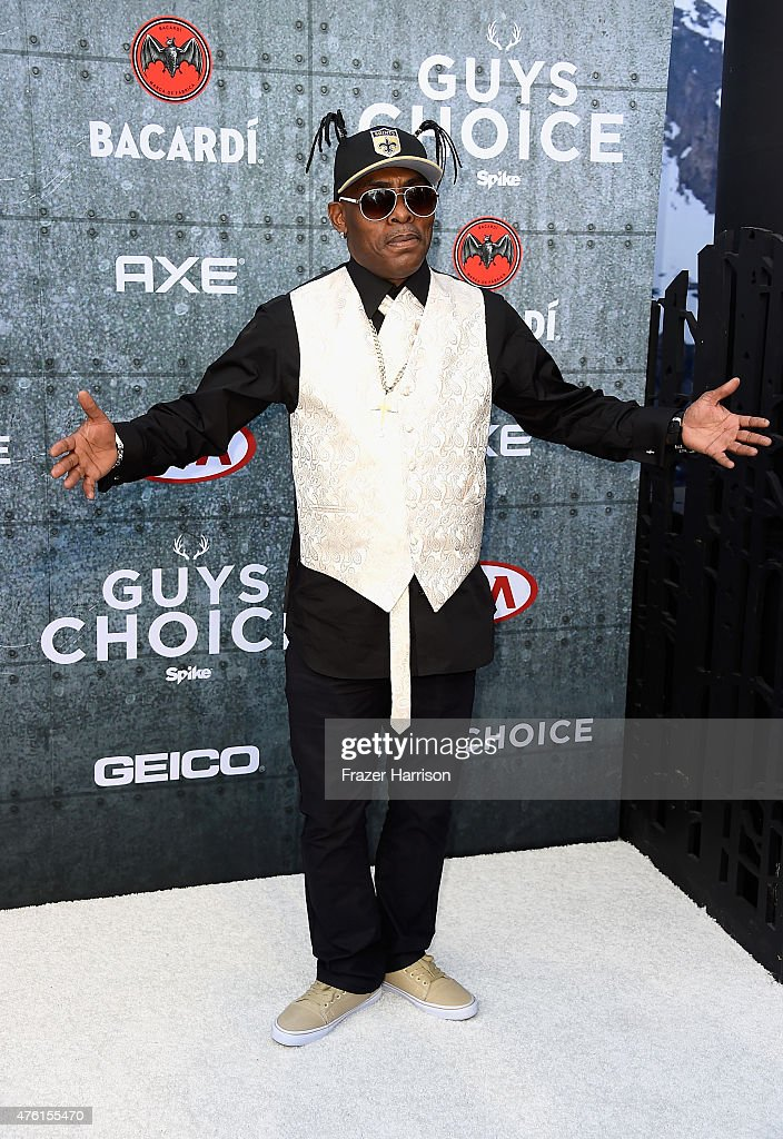 Rapper Coolio attends Spike TV's Guys Choice 2015 at Sony Pictures Studios on June 6, 2015 in Culver City, California.