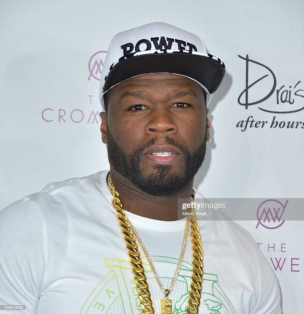 """Curtis """"50 Cent"""" Jackson Celebrates His 41st Birthday And The Third Season Launch Of """"Power"""" : News Photo"""