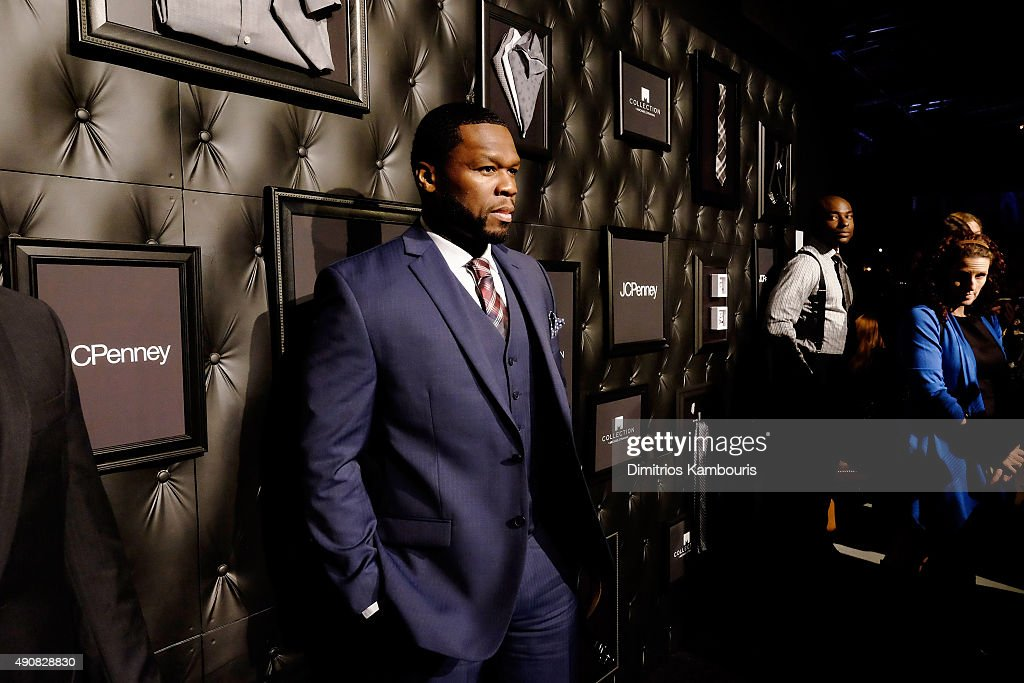 JCPenney and Michael Strahan Launch Collection by Michael Strahan : News Photo