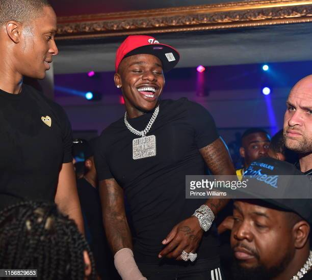 Rapper DaBaby attends the Official Birthday Bash after Party at Compound on June 16 2019 in Atlanta Georgia