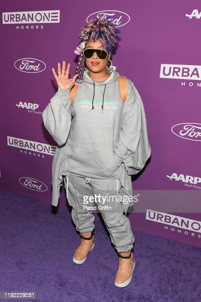 Rapper DaBrat attends 2019 Urban One Honors at MGM National Harbor on December 05 2019 in Oxon Hill Maryland