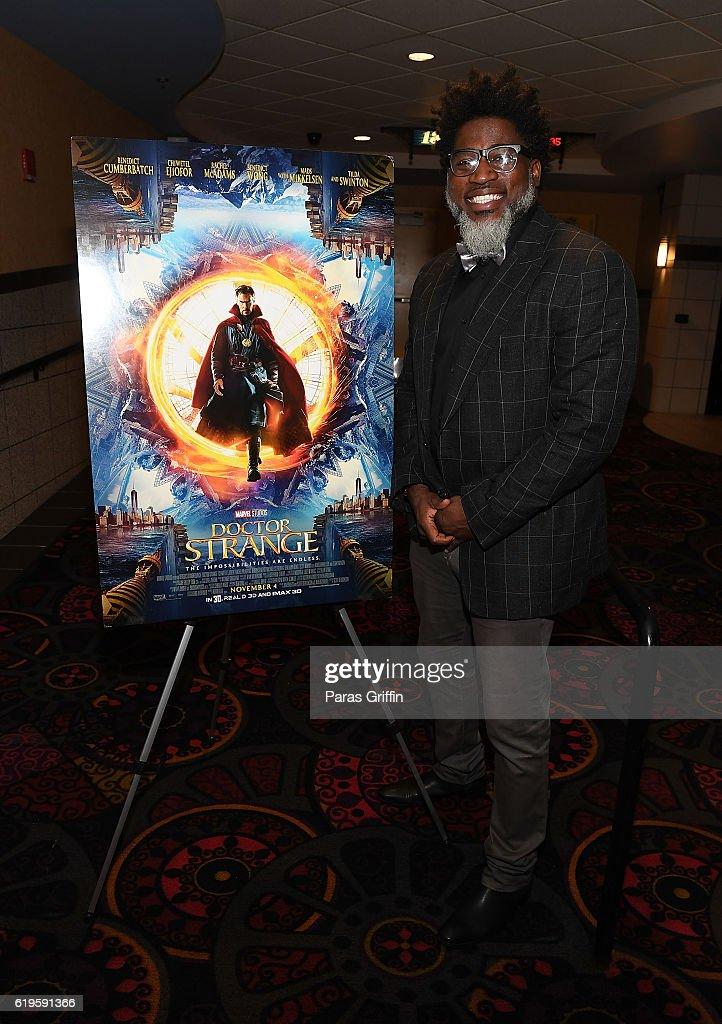 """""""Doctor Strange"""" Atlanta Screening"""