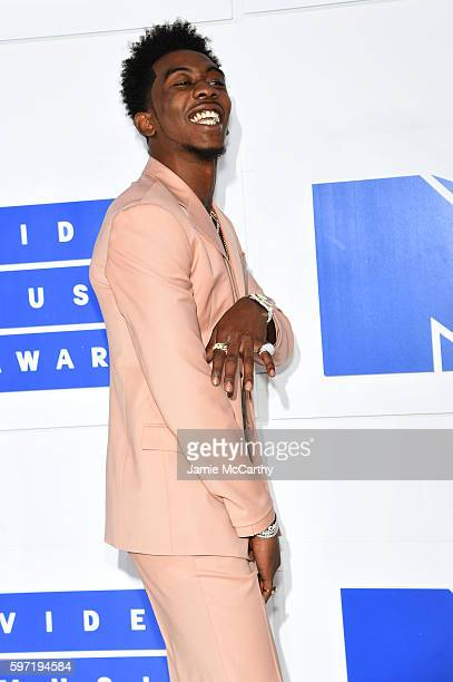 Rapper Desiigner attends the 2016 MTV Video Music Awards at Madison Square Garden on August 28 2016 in New York City