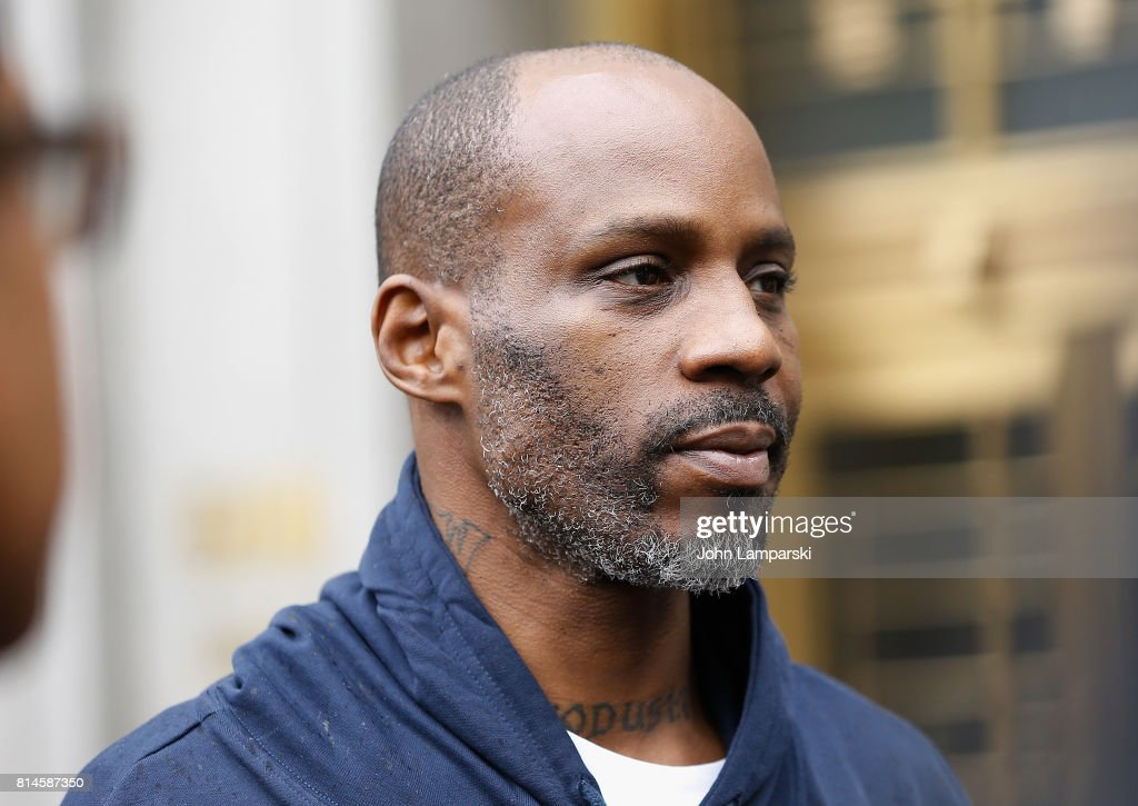 Rapper DMX Arraigned In Court After Tax Evasion Charges : News Photo