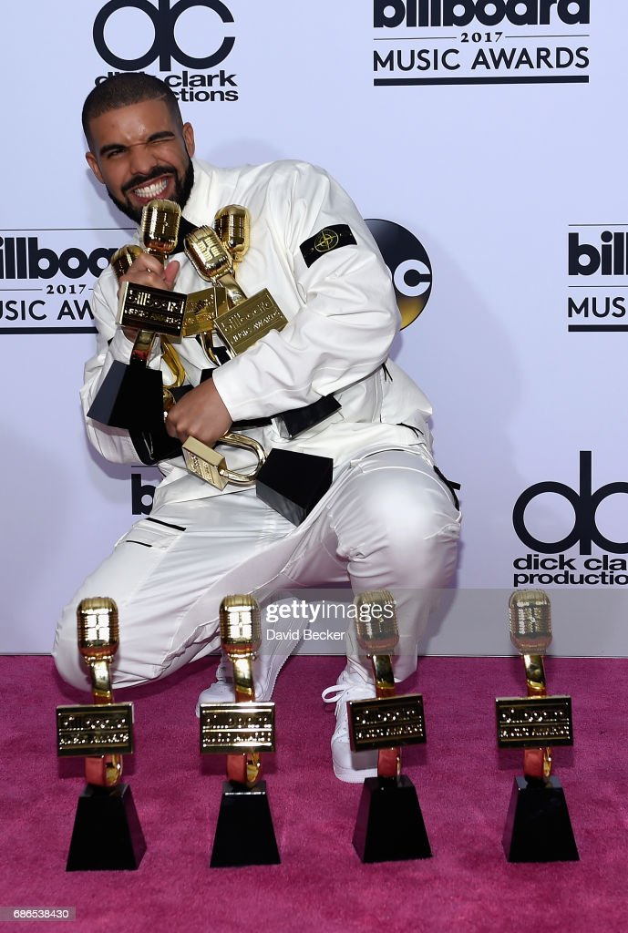 2017 Billboard Music Awards - Press Room